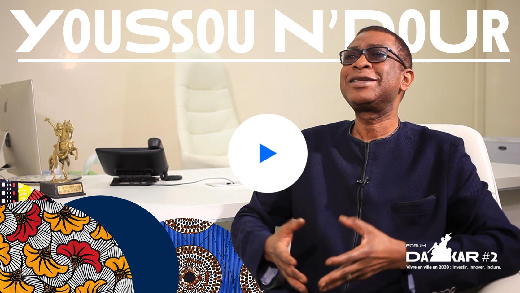 2. Youssou N'Dour